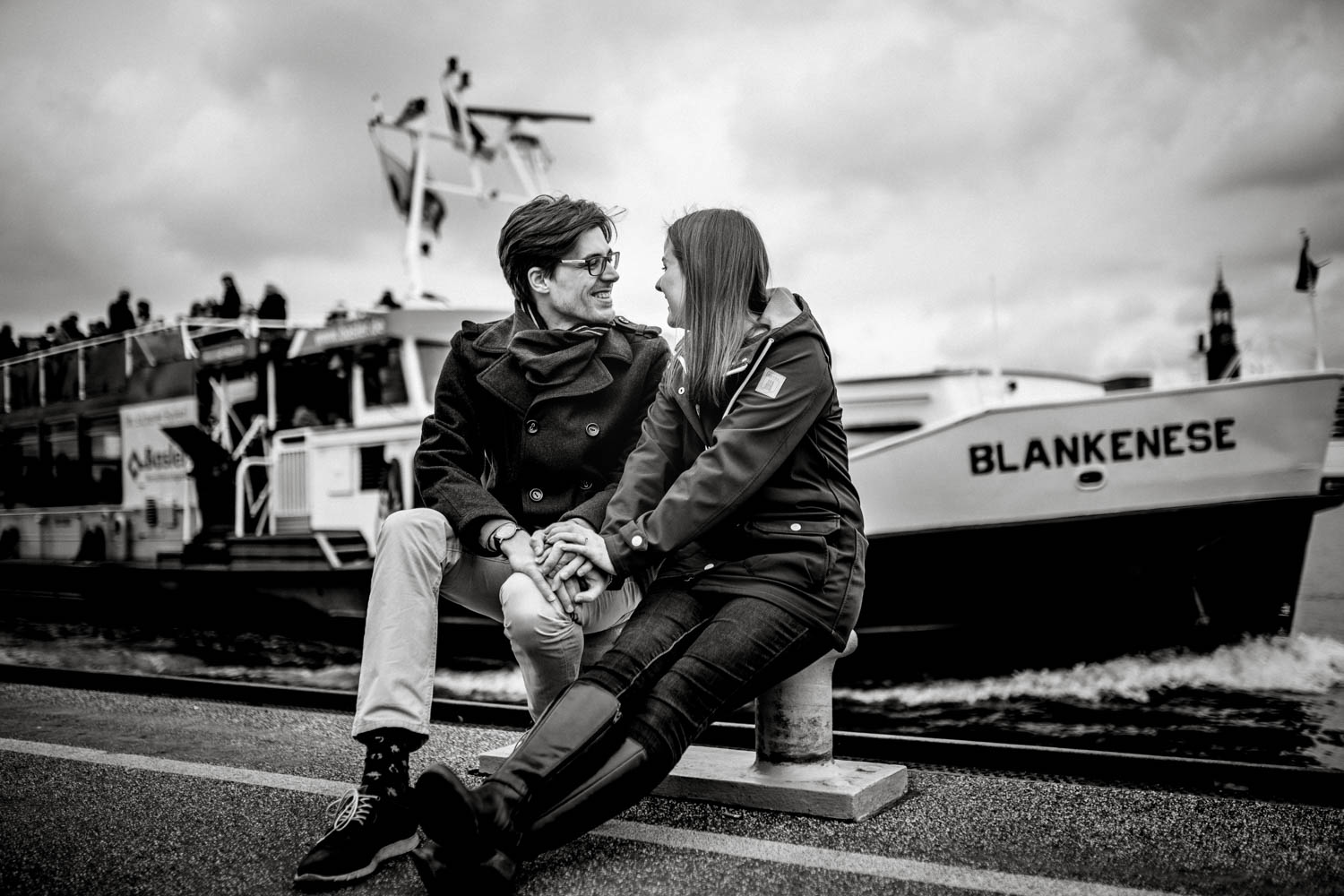 Hochzeitsfieber by Photo-Schomburg, Engagementshooting, Coupleshoot, Pärchenshoot, Hamburger Hafen,_-27