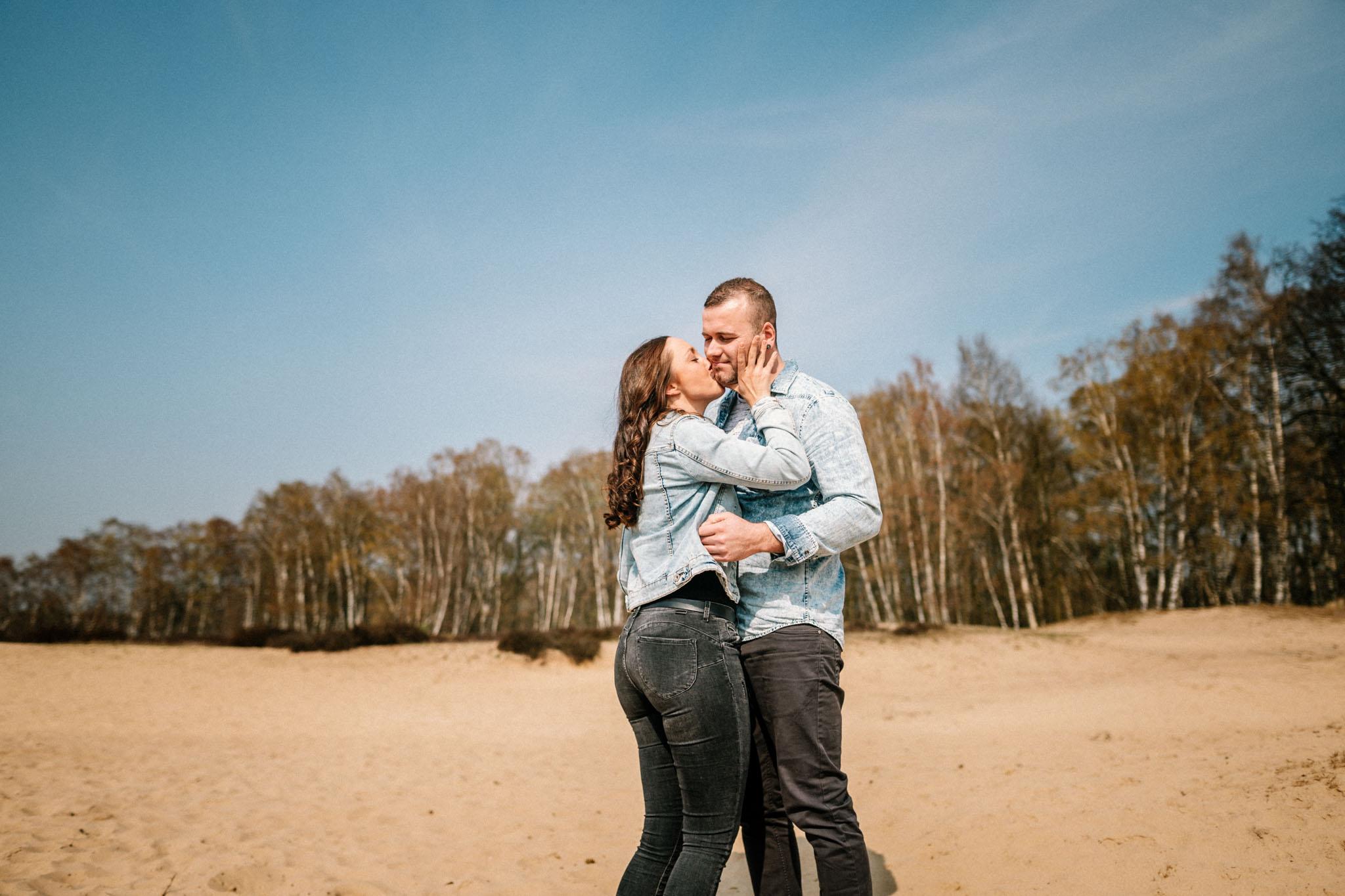 Hochzeitsfieber by Photo-Schomburg, Sven Schomburg Hochzeitsfotografie, Engagementshooting, Coupleshoot, Pärchenshoot, Boberger Dünen-25